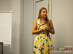 Svetlana Mukha - CEO of Diolli at the 2016 P.I.D. Industry Conference in Limassol,Cyprus