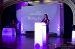Jenny Gonzalez of Dating Factory Winner of Best Dating Software & Saas in Miami at the January 26, 2016 Internet Dating Industry Awards
