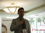 John Volturo (CMO, Spark Networks)  at the 38th iDate Mobile Dating Business Trade Show