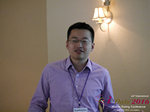 Shang Hsui Koo(CFO, Jiayuan)  at the June 8-10, 2016 Mobile Dating Indústria Conference in Califórnia