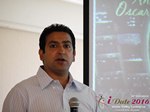 Tushar Chaudhary (Associate director at Verizon)  at the June 8-10, 2016 Mobile Dating Business Conference in L.A.