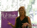 Katherine Knight - Director of Marketing at Zoosk at the 48th Mobile Dating Negócio Conference in Califórnia