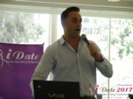 Steven Ward - CEO of Love Lab at the 48th Mobile Dating Negócio Conference in L.A.