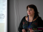 Irina Matulkova at the 49th International Romance Business Conference in Belarus