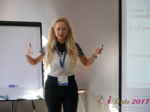 Julia Lanske at the July 19-21, 2017 P.I.D. Industry Conference in Minsk