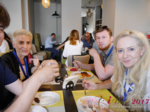 Lunch at the July 19-21, 2017 Belarus Premium International Dating Business Conference