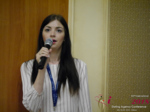 Olga Resnikova - CEO of Ukrainian Space at the May 23-25, 2018 PID & Dating Agency Indústria Conference in